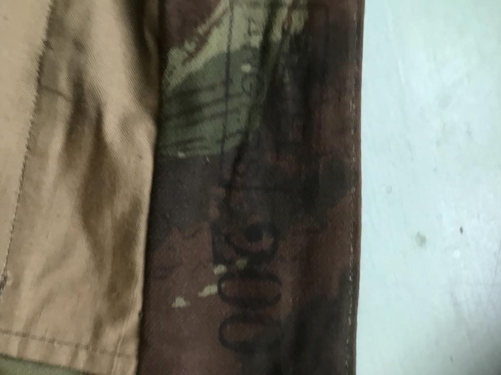 Pantalon tta camoufle D0222b10