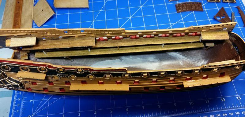 H.M.S. Prince 1670, Airfix 1/180 (09254) - Seite 2 Comp1175