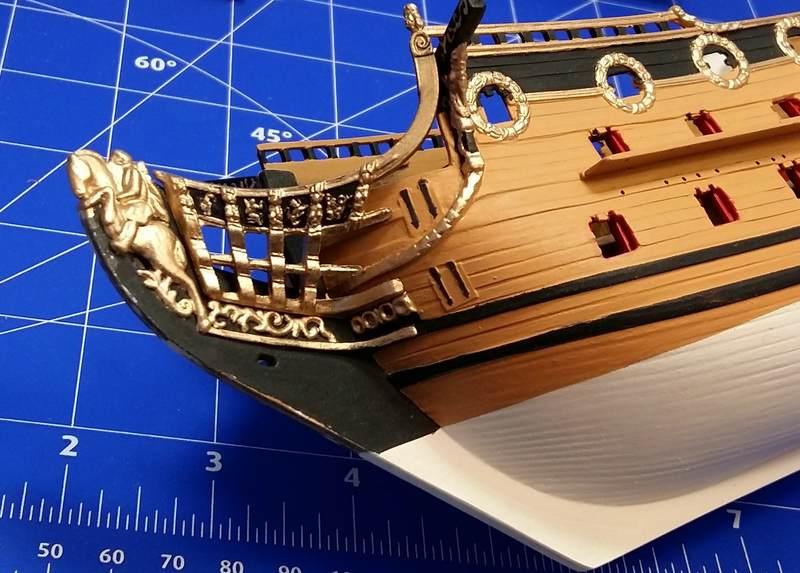 H.M.S. Prince 1670, Airfix 1/180 (09254) - Seite 2 Comp1220