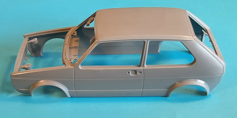 VW Golf 1 GTI, Revell, 1/24 (07072) Comp1281
