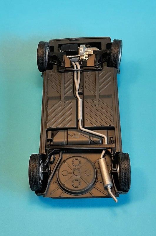 VW Golf 1 GTI, Revell, 1/24 (07072) Comp1347