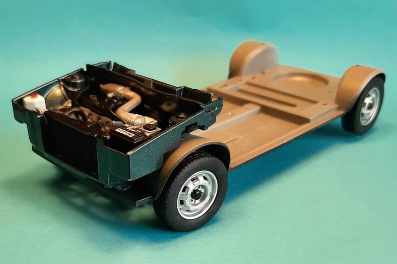 VW Golf 1 GTI, Revell, 1/24 (07072) Comp1348