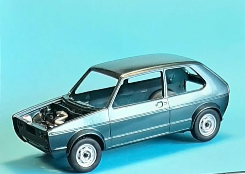 VW Golf 1 GTI, Revell, 1/24 (07072) Comp1349