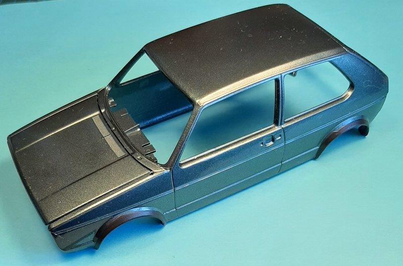 VW Golf 1 GTI, Revell, 1/24 (07072) Comp1358