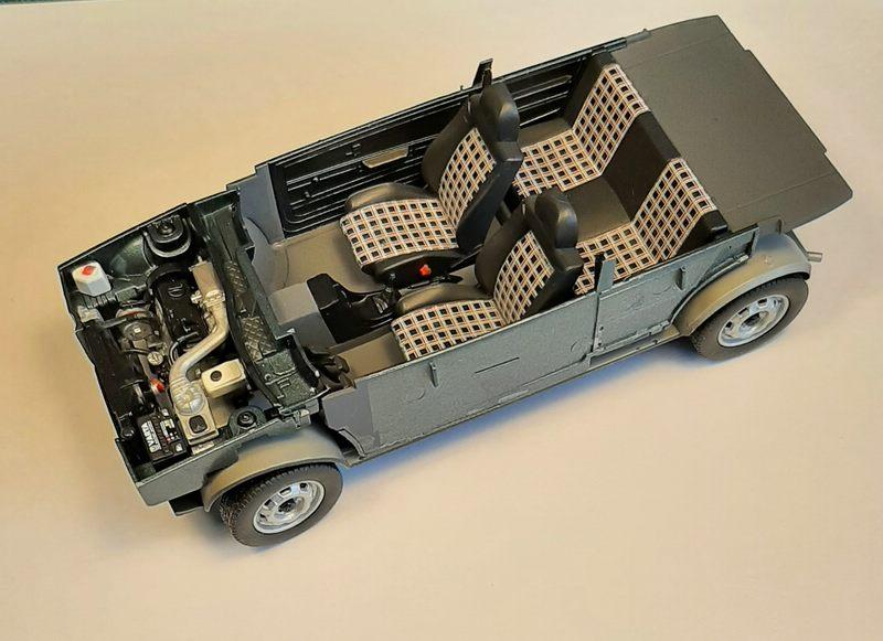 VW Golf 1 GTI, Revell, 1/24 (07072) Comp1381