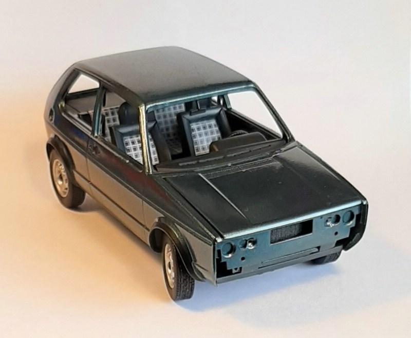 VW Golf 1 GTI, Revell, 1/24 (07072) Comp1384