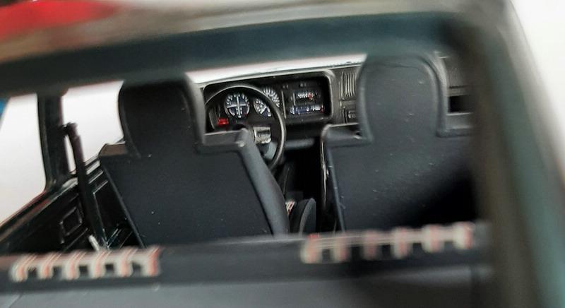VW Golf 1 GTI, Revell, 1/24 (07072) Comp1385