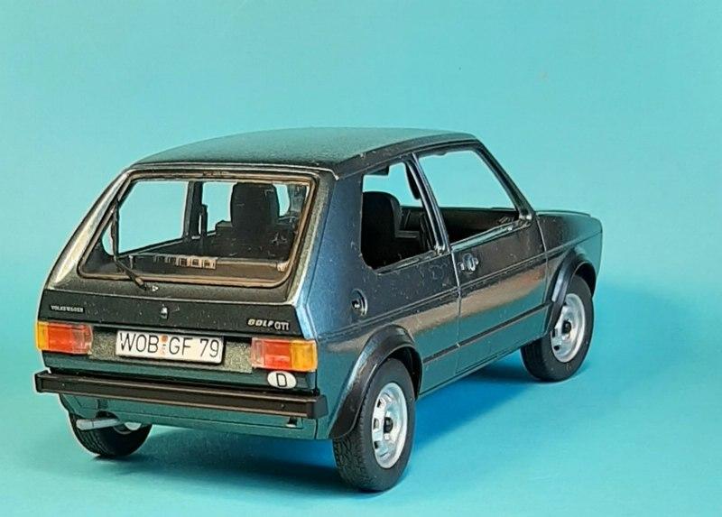 VW Golf 1 GTI, Revell, 1/24 (07072) Comp1386