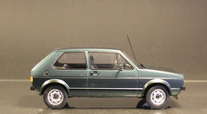 VW Golf 1 GTI, Revell, 1/24 (07072) Fertig. Comp1394