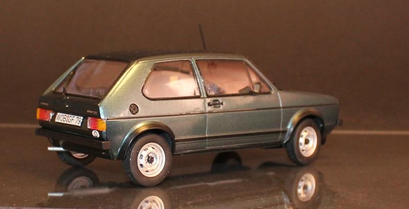 VW Golf 1 GTI, Revell, 1/24 (07072) Fertig. Comp1395