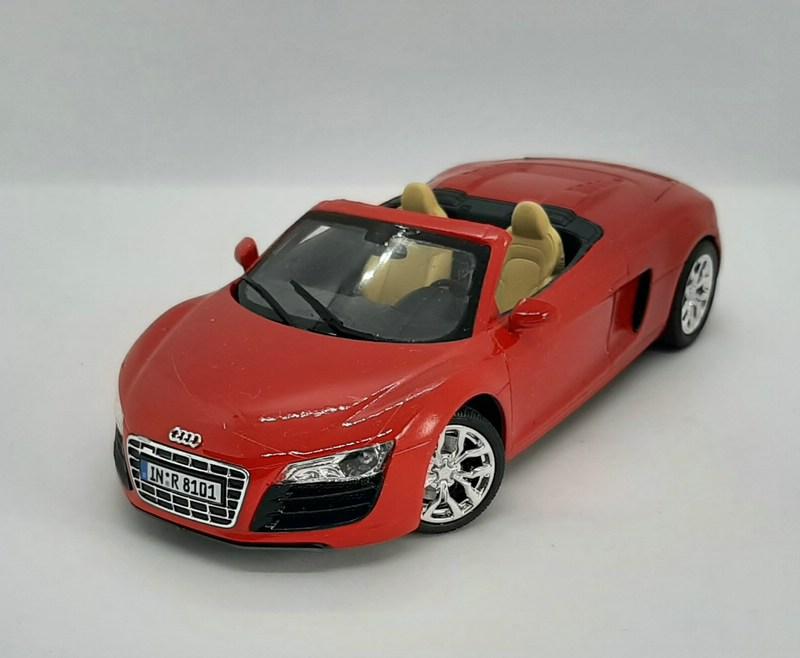 Audi R8 Spyder, Revell, 1/24 (07094) - Seite 2 Comp1669