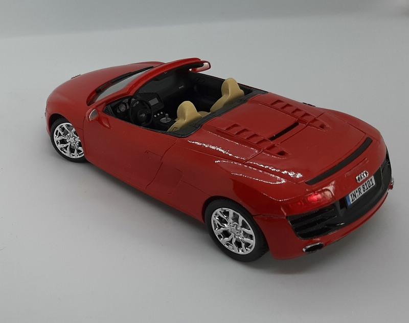 Audi R8 Spyder, Revell, 1/24 (07094) - Seite 2 Comp1672