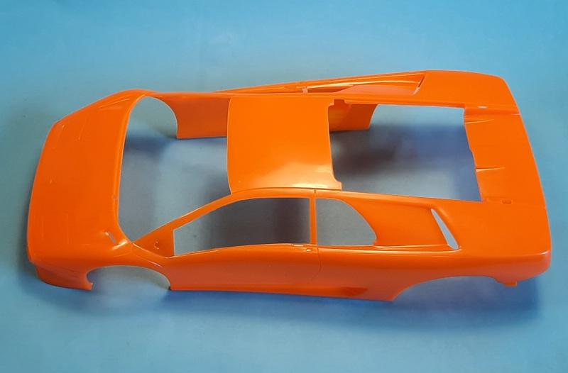 Lamborghini Diablo VT, Revell, 1/24 (07066) Comp1720