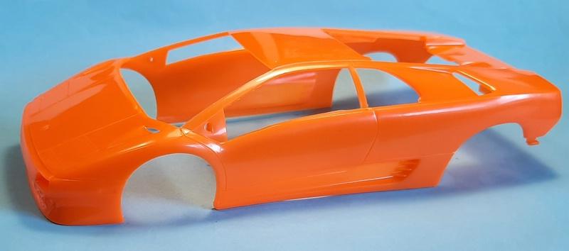 Lamborghini Diablo VT, Revell, 1/24 (07066) Comp1721