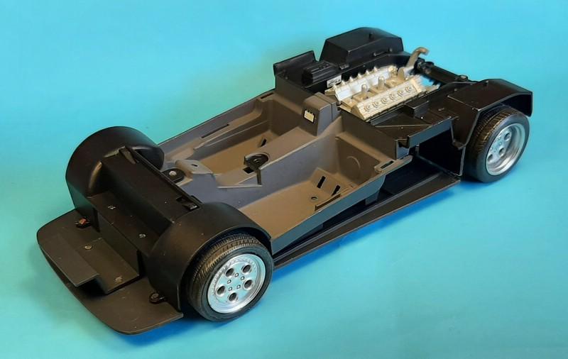Lamborghini Diablo VT, Revell, 1/24 (07066) Comp1737