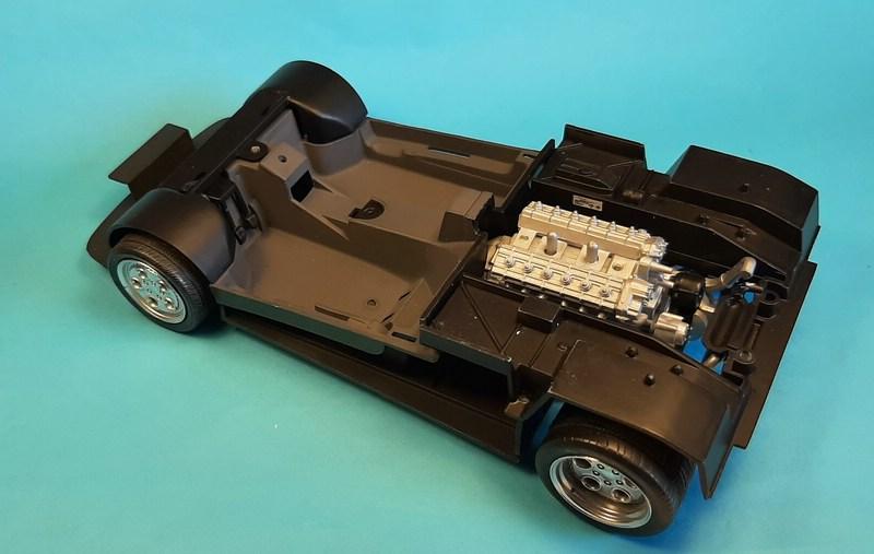 Lamborghini Diablo VT, Revell, 1/24 (07066) Comp1738