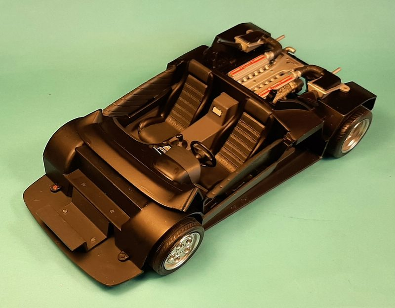 Lamborghini Diablo VT, Revell, 1/24 (07066) Comp1742