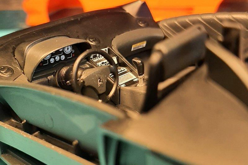 Lamborghini Diablo VT, Revell, 1/24 (07066) Comp1743