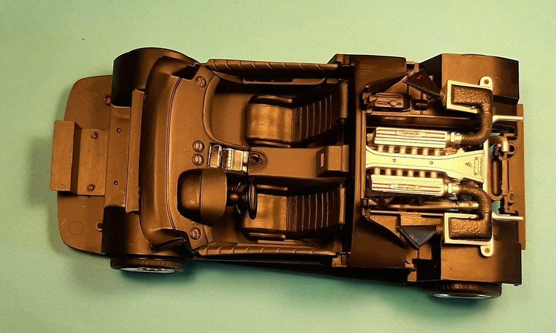Lamborghini Diablo VT, Revell, 1/24 (07066) Comp1744
