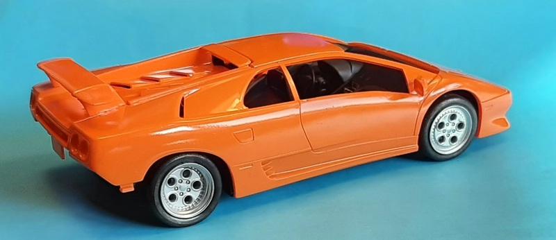 Lamborghini Diablo VT, Revell, 1/24 (07066) Comp1747
