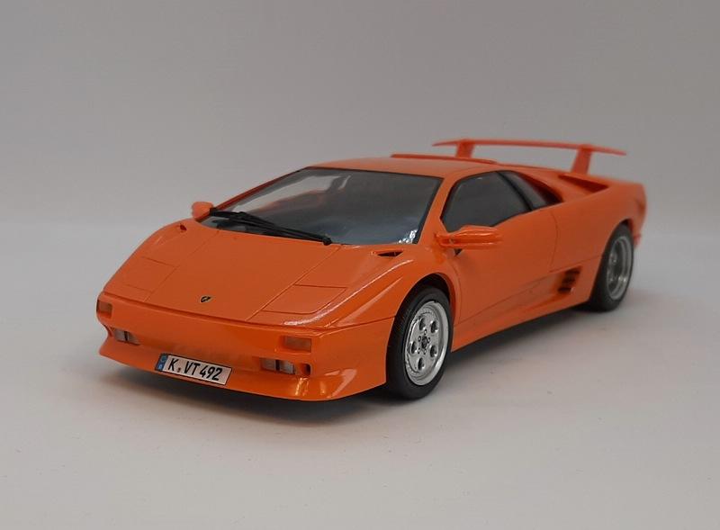 Lamborghini Diablo VT, Revell, 1/24 (07066) Comp1751