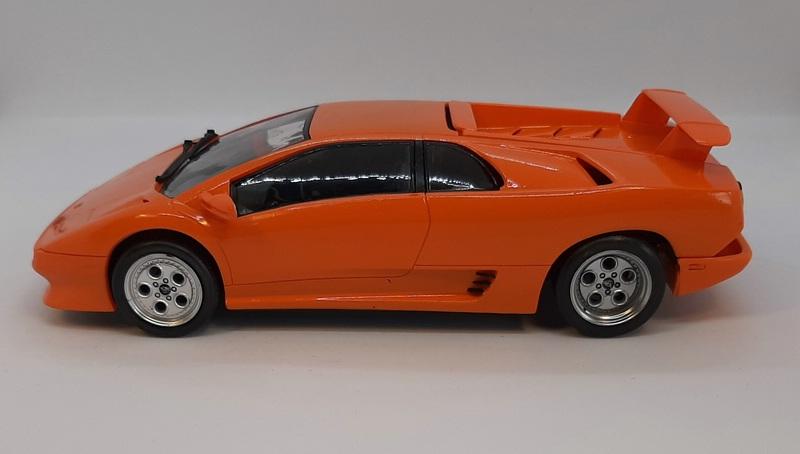 Lamborghini Diablo VT, Revell, 1/24 (07066) Comp1752