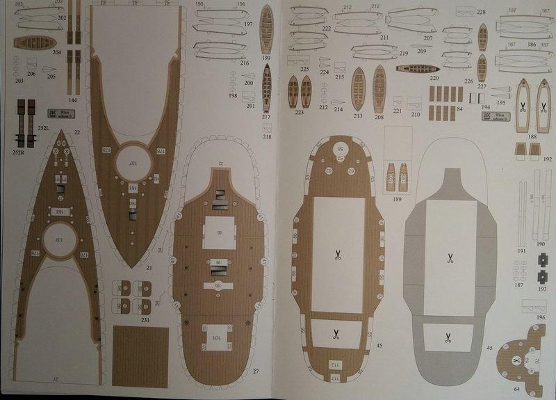 k.u.k. Schlachtschiff SMS Wien 1897, JSC, 1:250 geb. von Diwo58 Comp_606