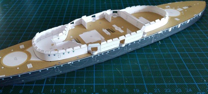 k.u.k. Schlachtschiff SMS Wien 1897, JSC, 1:250 geb. von Diwo58 Comp_620