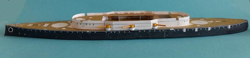 k.u.k. Schlachtschiff SMS Wien 1897, JSC, 1:250 geb. von Diwo58 Comp_633