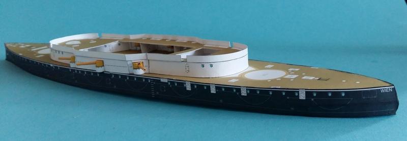 k.u.k. Schlachtschiff SMS Wien 1897, JSC, 1:250 geb. von Diwo58 Comp_636