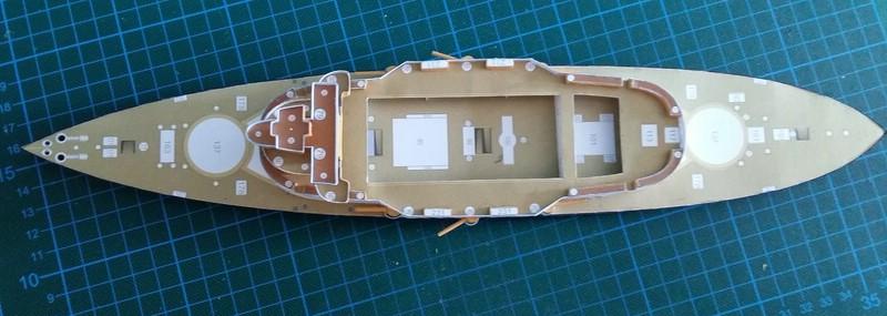 k.u.k. Schlachtschiff SMS Wien 1897, JSC, 1:250 geb. von Diwo58 Comp_646