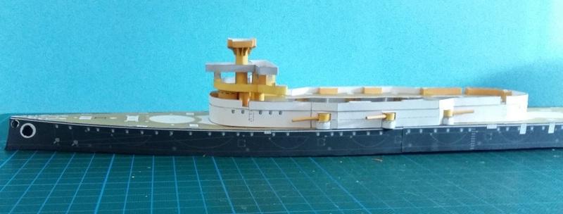 k.u.k. Schlachtschiff SMS Wien 1897, JSC, 1:250 geb. von Diwo58 Comp_647