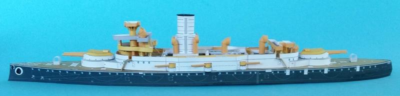 k.u.k. Schlachtschiff SMS Wien 1897, JSC, 1:250 geb. von Diwo58 - Seite 2 Comp_657