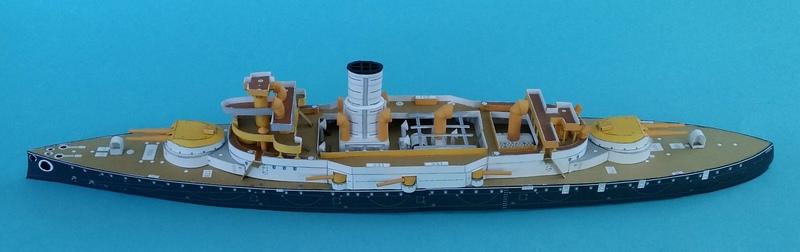 k.u.k. Schlachtschiff SMS Wien 1897, JSC, 1:250 geb. von Diwo58 - Seite 2 Comp_658