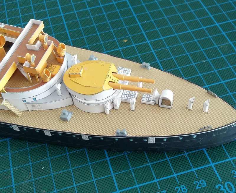 k.u.k. Schlachtschiff SMS Wien 1897, JSC, 1:250 geb. von Diwo58 - Seite 2 Comp_696