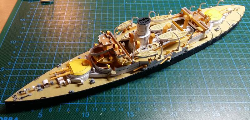 k.u.k. Schlachtschiff SMS Wien 1897, JSC, 1:250 geb. von Diwo58 - Seite 2 Comp_716