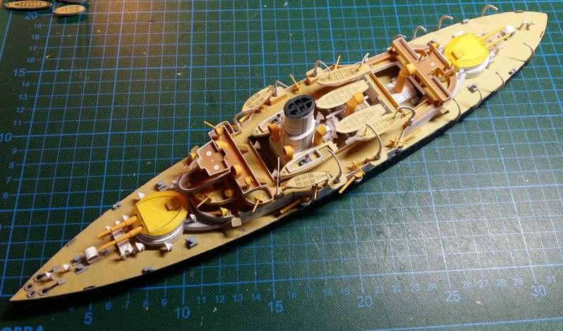 k.u.k. Schlachtschiff SMS Wien 1897, JSC, 1:250 geb. von Diwo58 - Seite 2 Comp_717