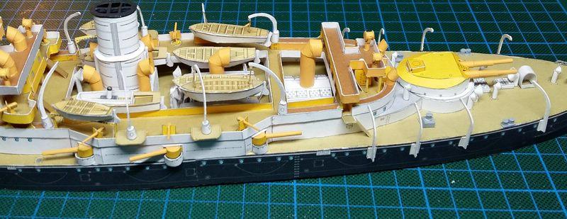 k.u.k. Schlachtschiff SMS Wien 1897, JSC, 1:250 geb. von Diwo58 - Seite 2 Comp_718