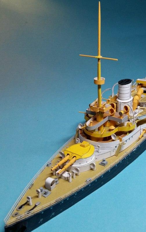 k.u.k. Schlachtschiff SMS Wien 1897, JSC, 1:250 geb. von Diwo58 - Seite 2 Comp_730