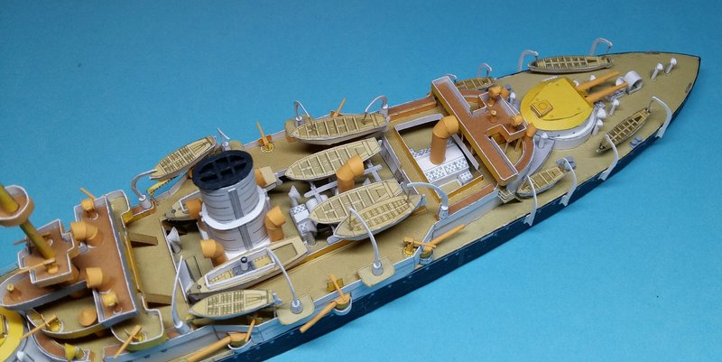 k.u.k. Schlachtschiff SMS Wien 1897, JSC, 1:250 geb. von Diwo58 - Seite 2 Comp_732