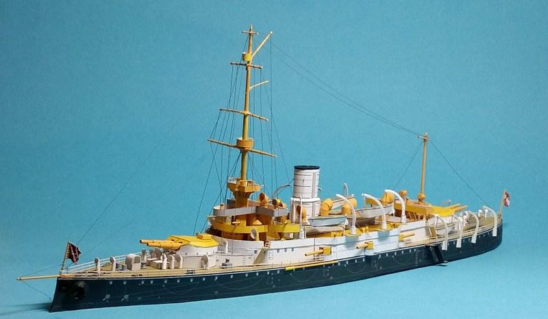 k.u.k. Schlachtschiff SMS Wien 1897, JSC, 1:250 geb. von Diwo58 - Seite 2 Comp_783