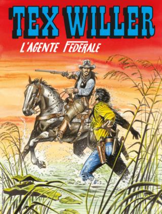 L' agente federale  ( Tex Willer n. 18-23) 116