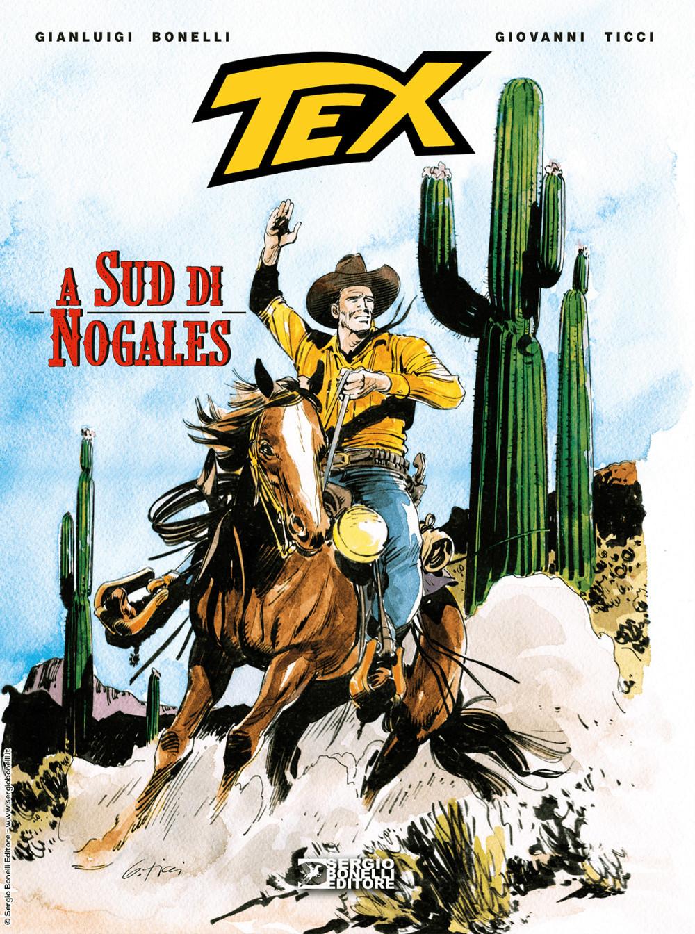 A Sud di Nogales ( Tex d'Autore n.10 ) 119
