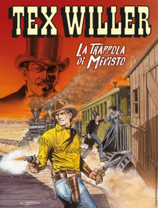 Pinkerton Lady (Tex Willer n. 10/11/12/13) 123