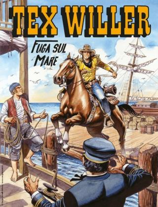 L' agente federale  ( Tex Willer n. 18-23) 227