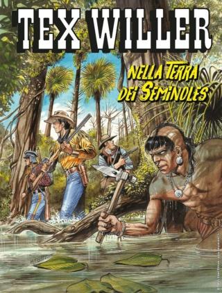 L' agente federale  ( Tex Willer n. 18-23) 323