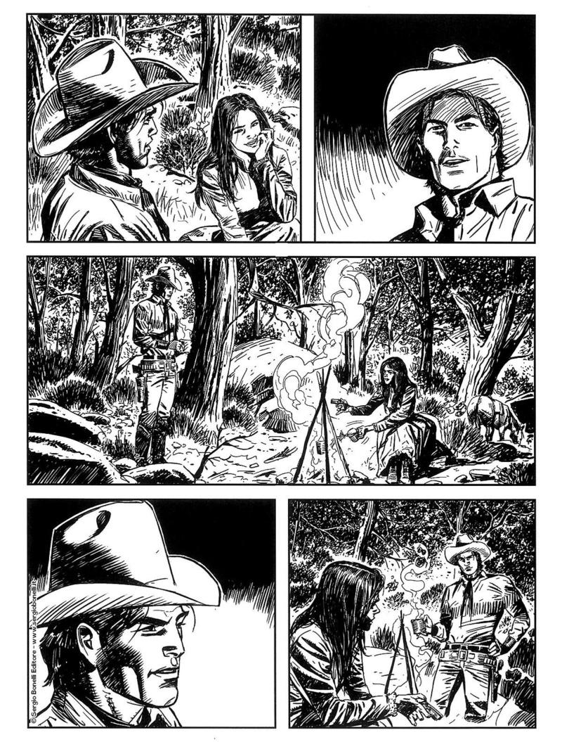 Pinkerton Lady (Tex Willer n. 10/11/12/13) 414