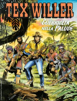 L' agente federale  ( Tex Willer n. 18-23) 510