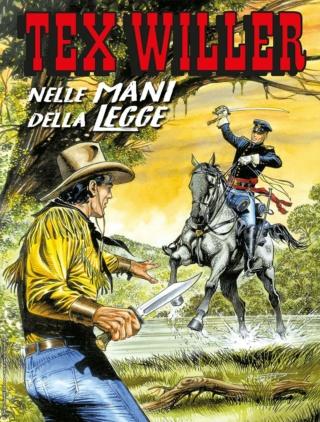 L' agente federale  ( Tex Willer n. 18-23) 612
