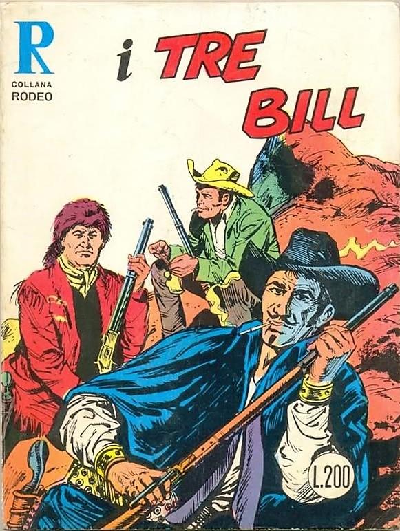 I tre fratelli Bill ( Maxi n.27) Collan12